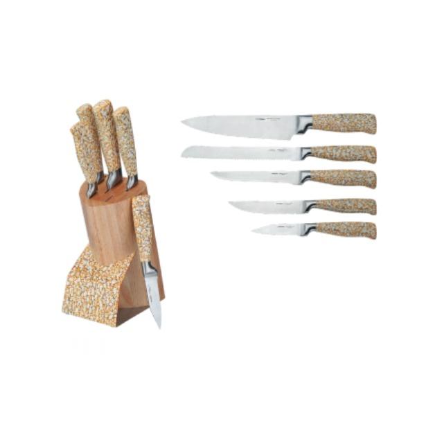 фото Набор ножей Webber ВЕ-2150
