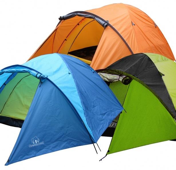 фото Палатка 3-х местная Greenwood Target 3