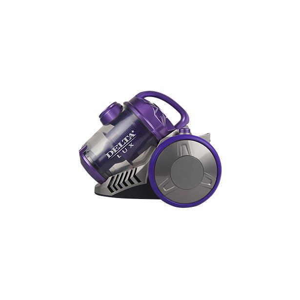 фото Пылесос Delta DL-0823. Цвет: фиолетовый