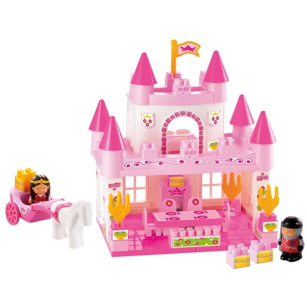 фото Конструктор Ecoiffier «Замок принцессы»