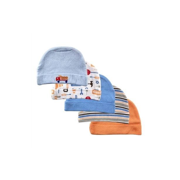 фото Комплект шапочек Luvable Friends из 5 штук