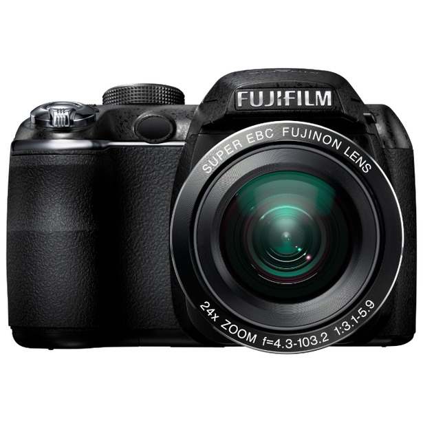 фото Фотокамера цифровая Fujifilm FinePix S3200