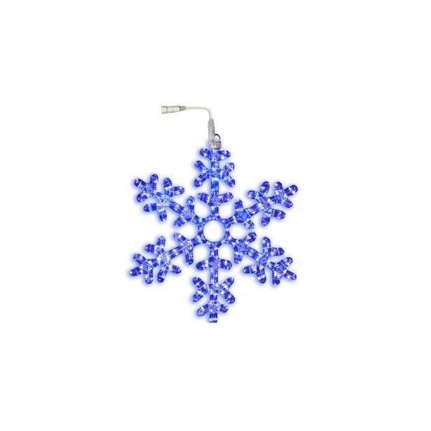 фото Подвеска декоративная Star Trading Snowflake. Диаметр: 50 см. Количество лампочек: 216
