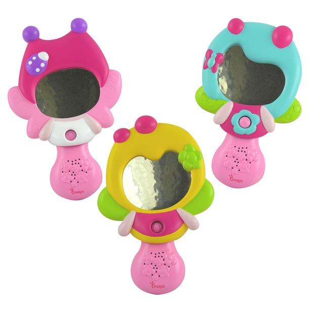 фото Интерактивная игрушка Ouars Мими-магическое зеркало. В ассортименте