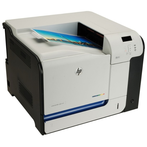 фото Принтер HP LaserJet Enterprise M551n