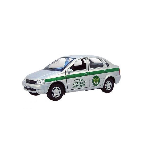 фото Модель автомобиля AUTOTIME LADA Kalina. Судебные приставы