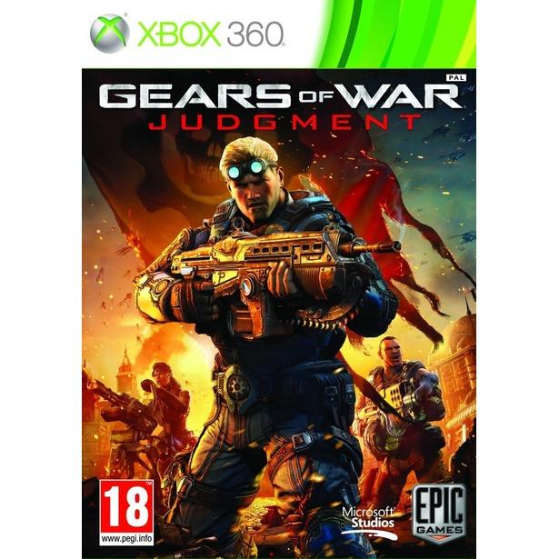 фото Игра для Xbox 360 Microsoft Gears of War Judgment