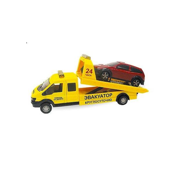 фото Модель автомобиля AUTOTIME Recovery Truck. Эвакуатор