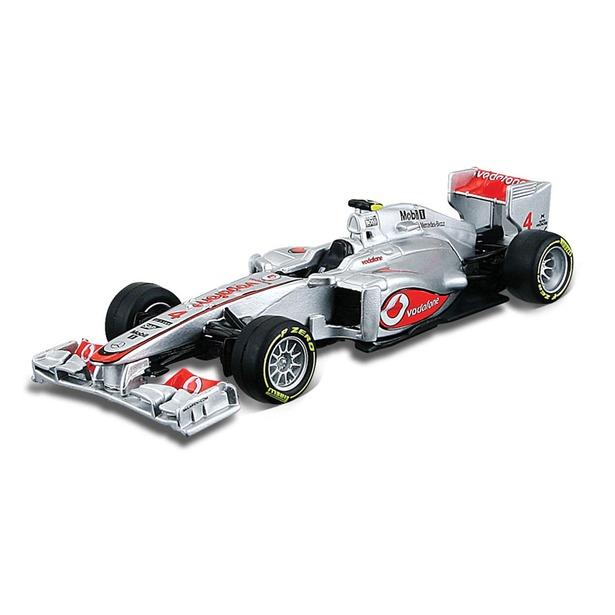 фото Модель автомобиля 1:32 Bburago Формула-1 McLaren 2012