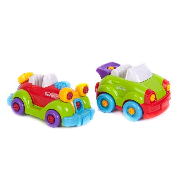 фото Игровой набор Keenway Две машины