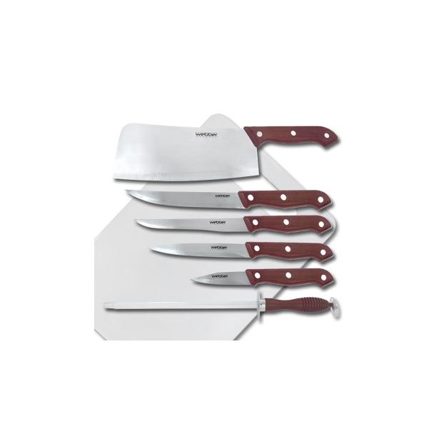 фото Набор ножей Webber ВЕ-2171С