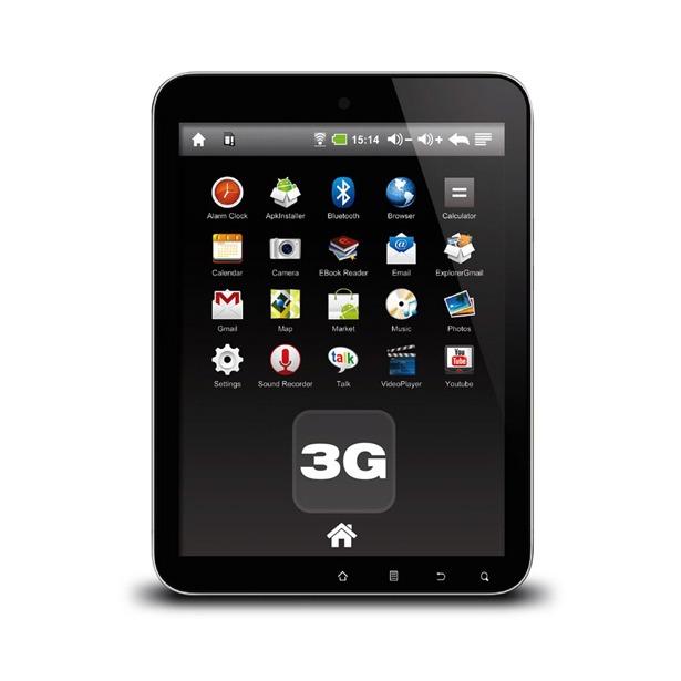 фото Планшет Digma iDsD8 3G. Цвет: черный