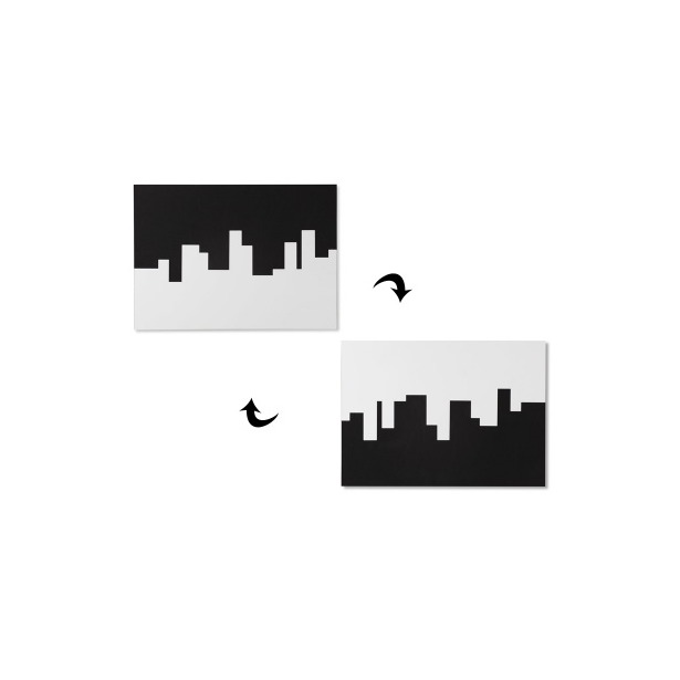 фото Доска для заметок Umbra Skyline