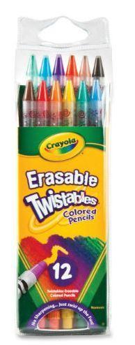 фото Набор карандашей Crayola «Teistables»