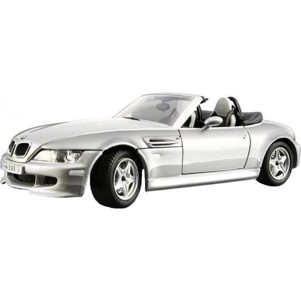 фото Модель автомобиля 1:24 Bburago BMW M Roadster