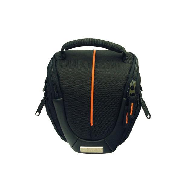 фото Сумка для профессиональной фототехники Dicom UM 2991. Цвет: черный, оранжевый