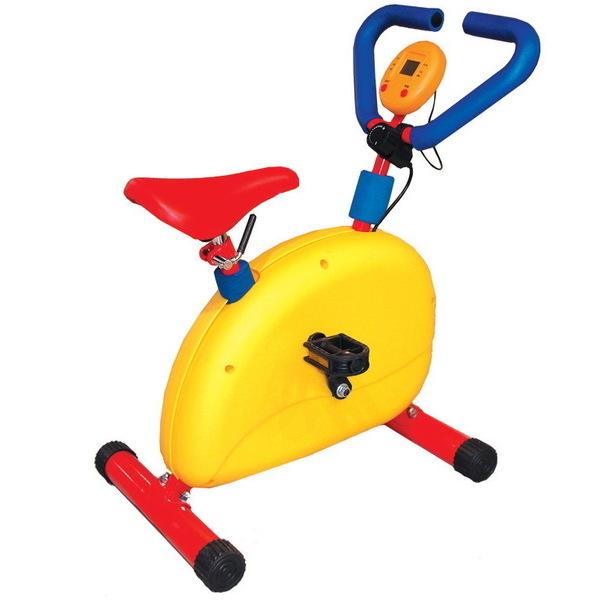 фото Тренажер детский Baby Gym «Велотренажер»