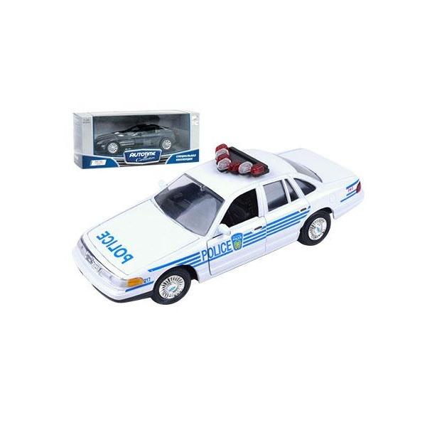 фото Модель автомобиля AUTOTIME Ford Crown Victoria Canada Regional Police. В ассортименте