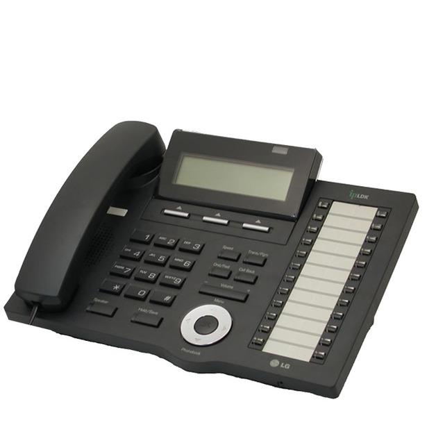 фото Телефон системный LG LDP-7024D-B