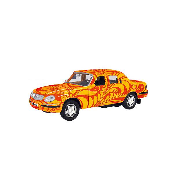 фото Модель автомобиля AUTOTIME ГАЗ-31105 Волга «Русские узоры»
