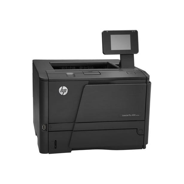 фото Принтер HP LaserJet Pro 400 M401dw