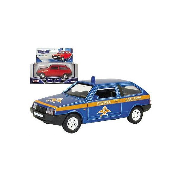 фото Модель автомобиля AUTOTIME LADA 2108. Служба спасения