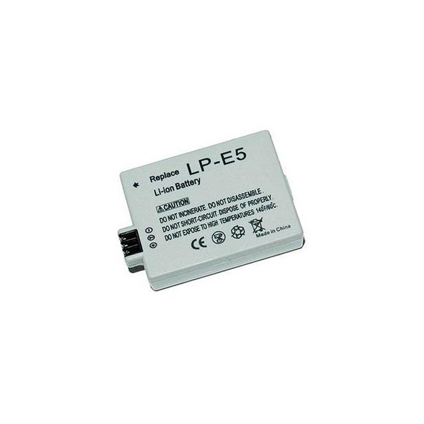 фото Аккумулятор для фотокамеры Dicom DC-LPE5