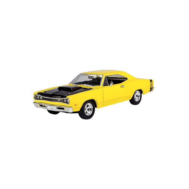 фото Модель автомобиля AUTOTIME Dodge Coronet Super Bee 1969. В ассортименте