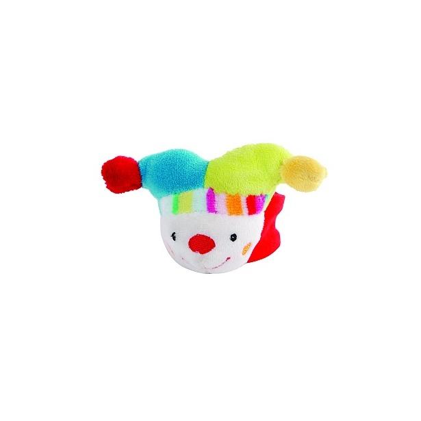 фото Мягкая игрушка на запястье Gulliver «Клоун»