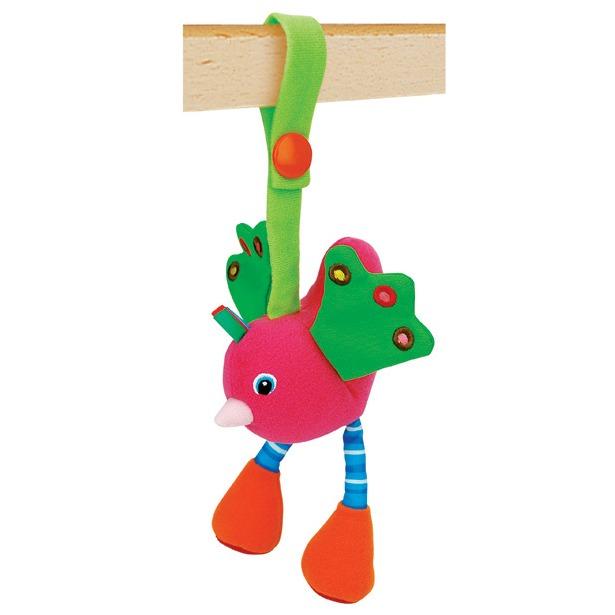 фото Игрушка-подвеска BABY CARE Птичка
