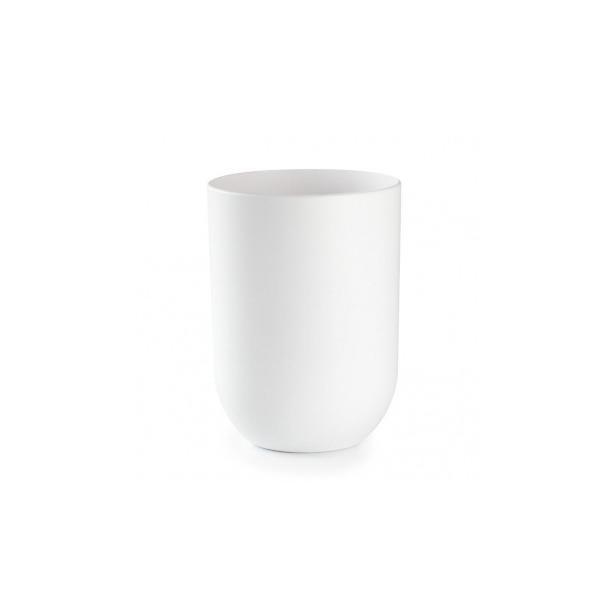 фото Контейнер для мусора Umbra Touch. Цвет: белый