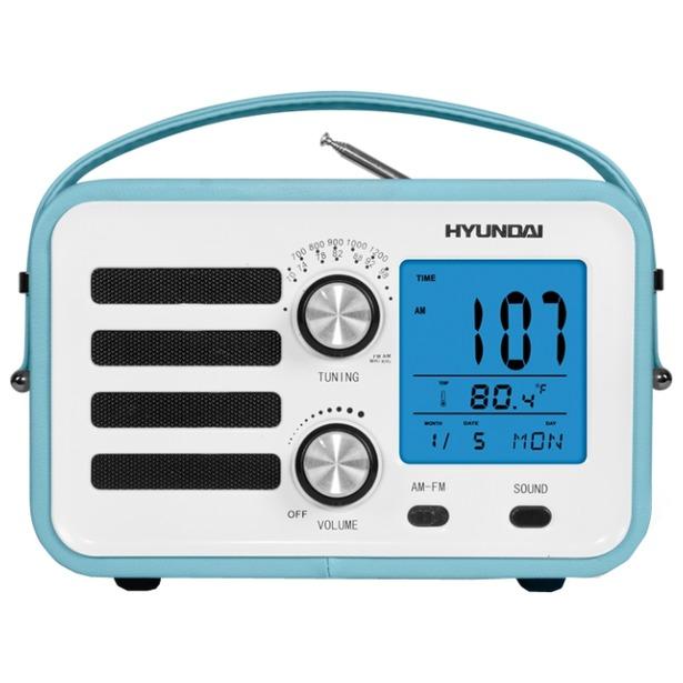 фото Радиобудильник Hyundai H-1628