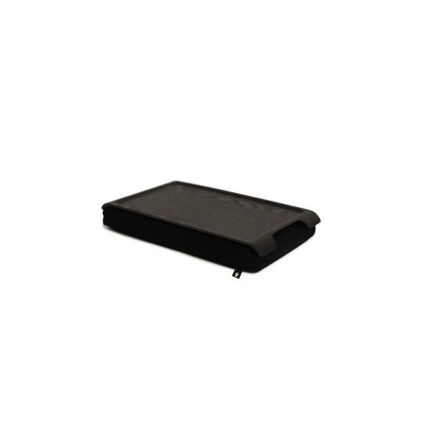 фото Подставка с деревянным подносом Bosign Laptray Mini. Цвет: черный, венге