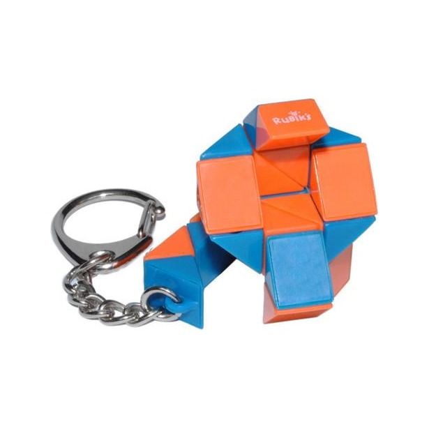 фото Брелок-головоломка Rubiks «Змейка»
