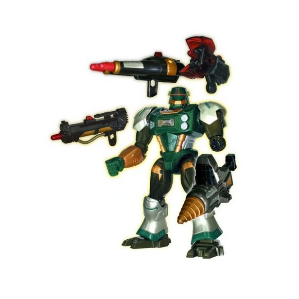 фото Игрушка-робот HAP-P-KID «Роботек» 3491T
