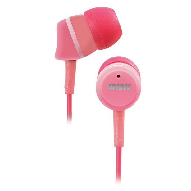 фото Наушники вставные BBK EP-1220S. Цвет: розовый