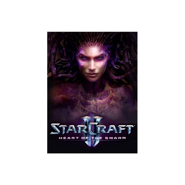 фото Игра для PC StarCraft II: Heart of the Swarm. Дополнение (rus)