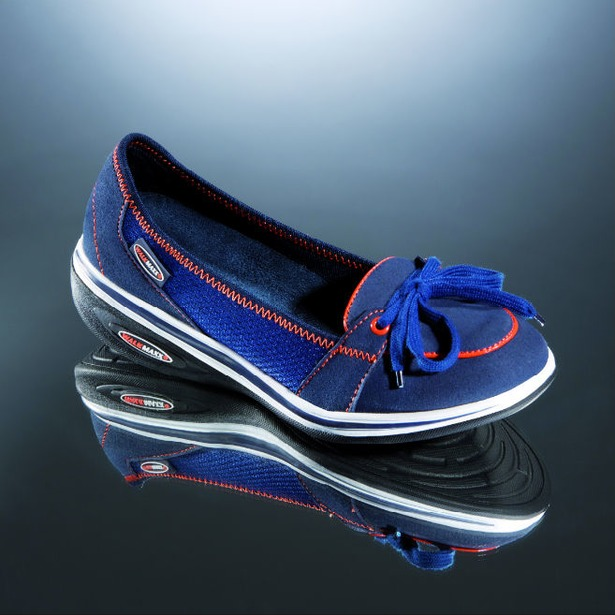 фото Мокасины Walkmaxx Fitness. Цвет: синий. Размер: 42