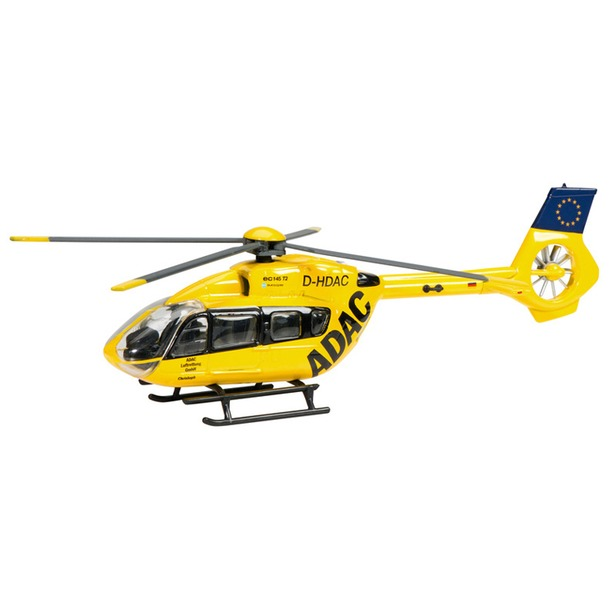 фото Модель вертолета 1:87 Schuco Eurocopter EC145 T2 ADAC
