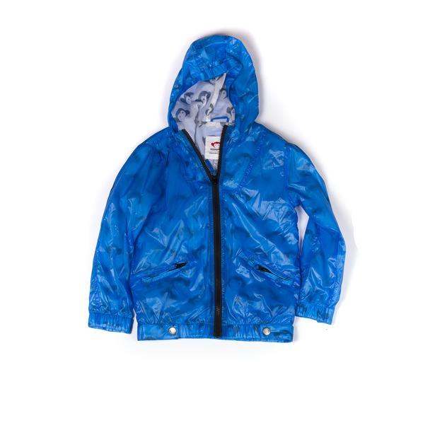 фото Ветровка детская для мальчика Appaman Saratoga Windbreaker. Цвет: голубой