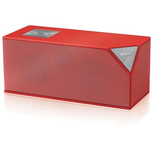 фото Система акустическая BBK BTA103. Цвет: красный