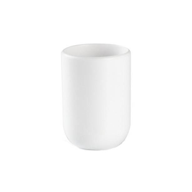 фото Стакан для ванной Umbra Touch. Цвет: белый