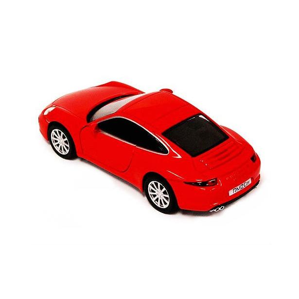 фото Модель автомобиля инерционная RMZ City Porsche 911 Carrera S. В ассортименте