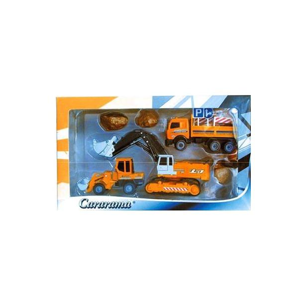 фото Набор игровой для мальчиков Cararama Construction Set-4