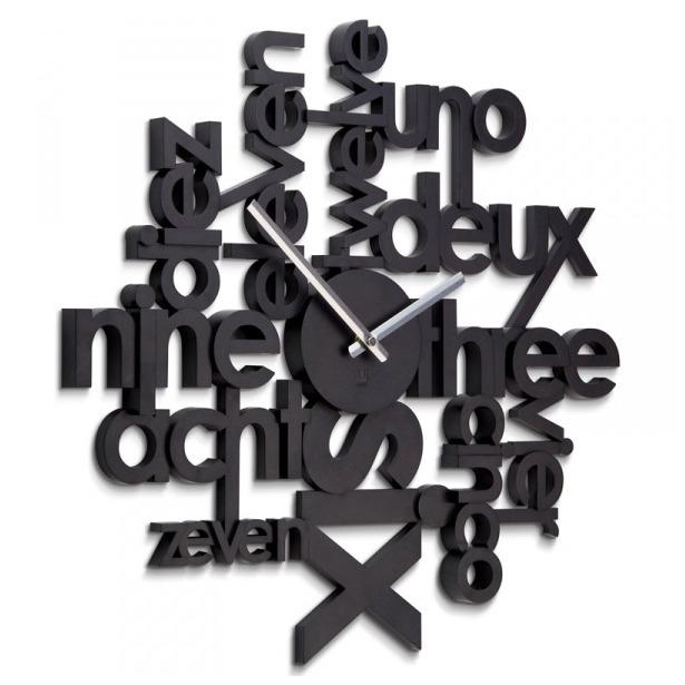 фото Часы настенные Umbra Lingua