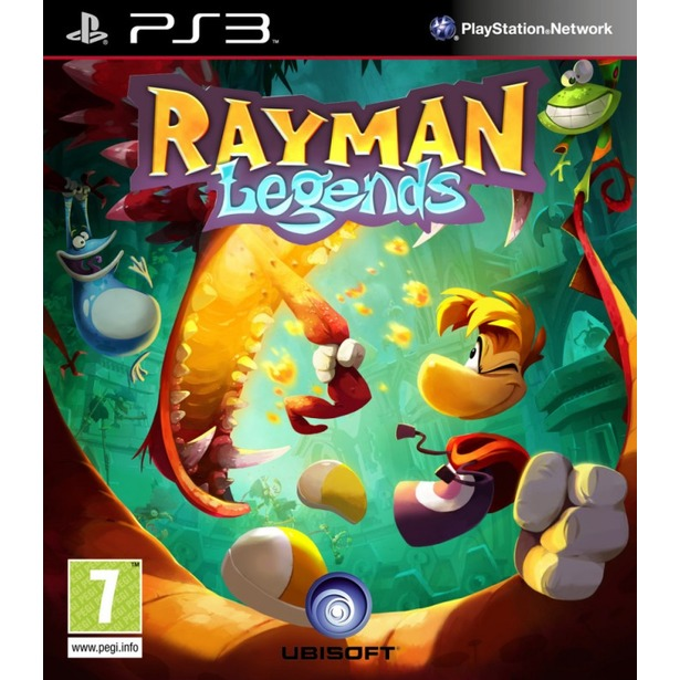 фото Игра для PS3 Rayman Legends (rus)
