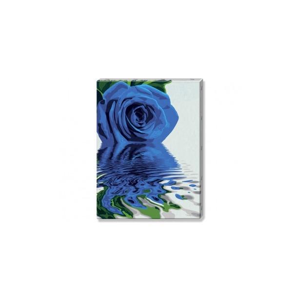 фото Набор для рисования по номерам Schipper «Синяя роза»