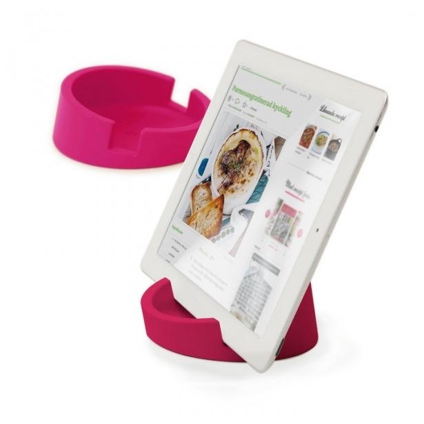 фото Подставка для планшета 3 в 1 Bosign Tablet Stand. Цвет: розовый