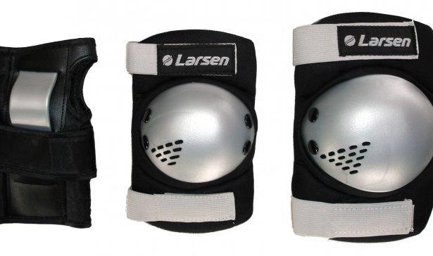 фото Защита роликовая Larsen P3G. Размер: S