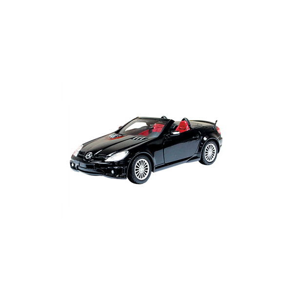 фото Модель автомобиля AUTOTIME Mercedes-Benz SLK55 AMG 490. В ассортименте